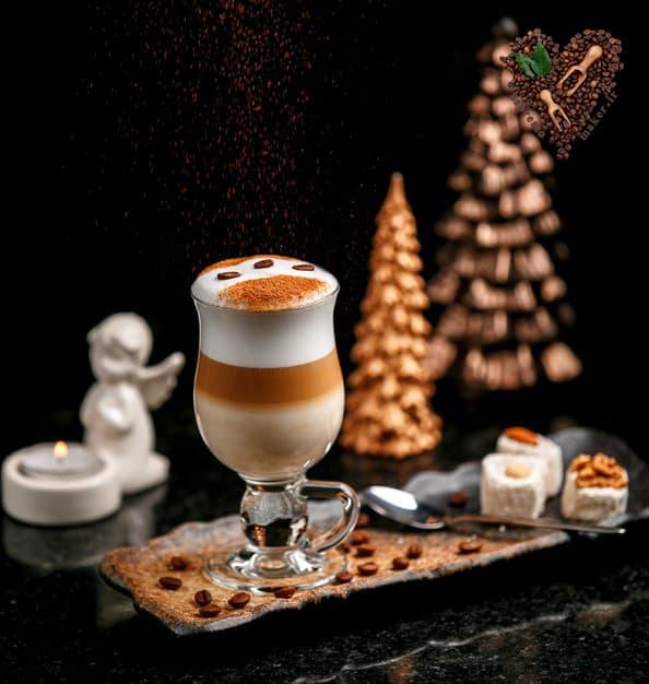 قهوه لته ، طرز تهیه قهوه لاته