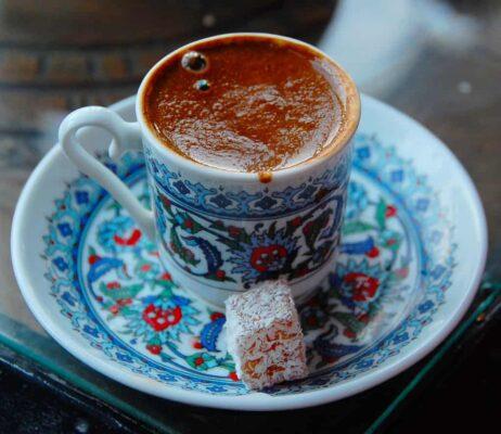 قهوه ترک جذوه ايبريک