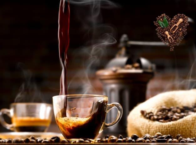خواص قهوه سیاه ، قهوه سیاه چیست