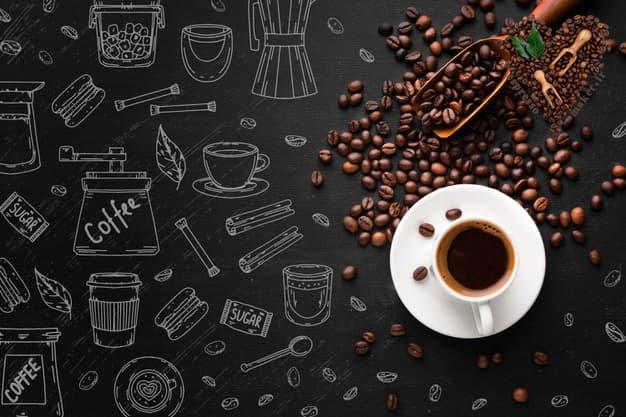 قهوه سیاه و لاغری ، قهوه سیاه عربیکا و لاغری