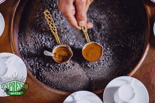 نحوه درست کردن قهوه ، خواص قهوه ترک