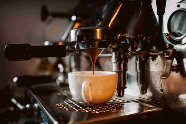 اسپرسو و قهوه دمى