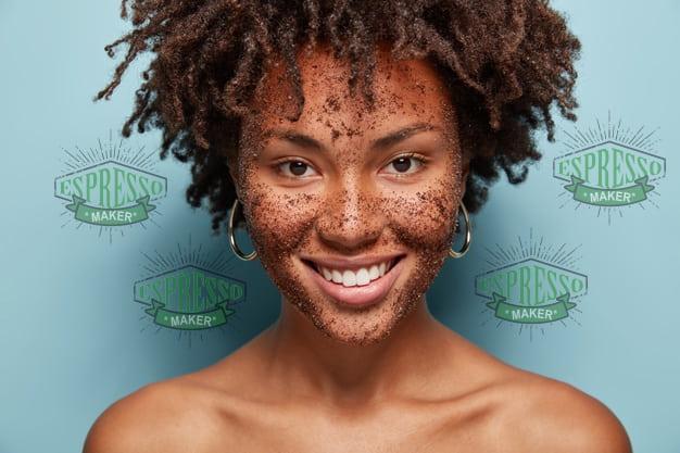 فواید قهوه برای پوست صورت ، فواید قهوه برای پوست و مو