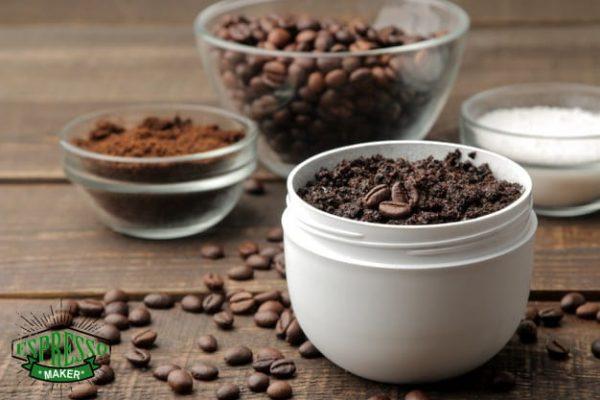 فواید قهوه برای پوست بدن ، خواص قهوه برای پوست صورت