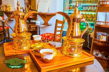 قهوه عربیکا کلمبیا ، قهوه عربی پندار