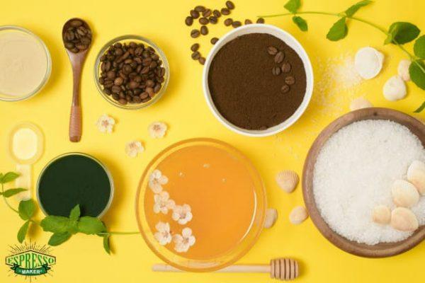 خواص قهوه برای پوست و مو ، فواید تفاله قهوه برای پوست