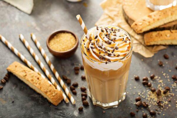 شيك قهوه