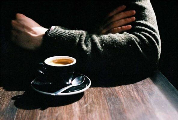 پيدايش قهوه