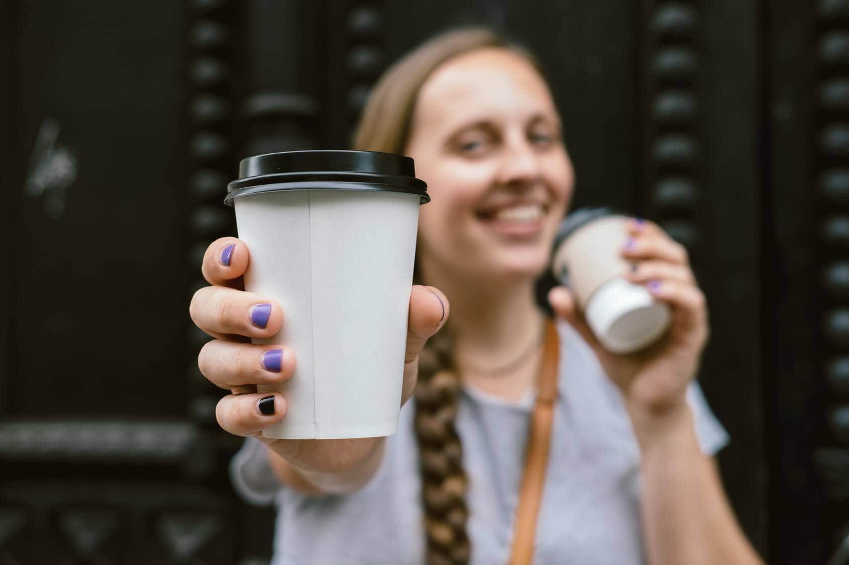 طبع قهوه