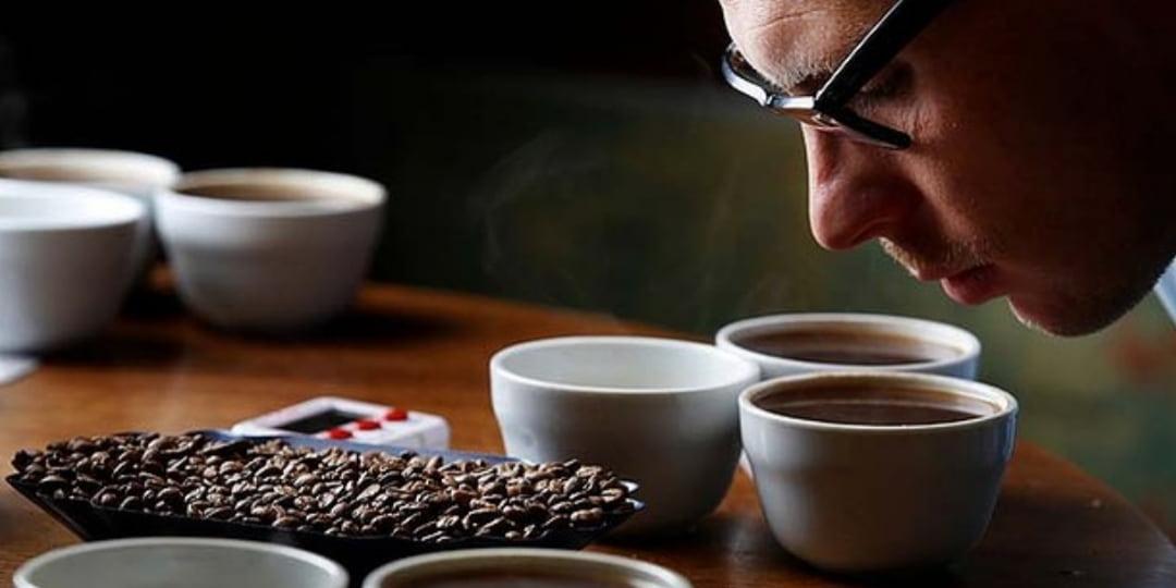 فرم کاپینگ قهوه