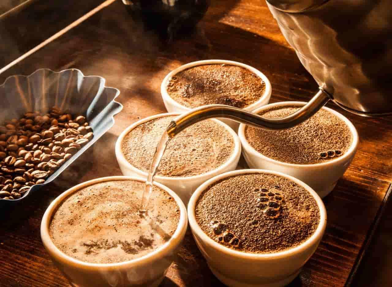 آموزش کاپینگ قهوه